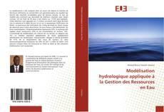 Buchcover von Modélisation hydrologique appliquée à la Gestion des Ressources en Eau