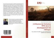 Bookcover of L'influence de l'Initiative PPTE dans le développement de l'Afrique: