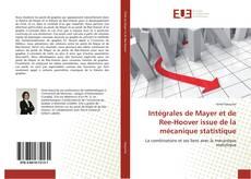 Portada del libro de Intégrales de Mayer et de Ree-Hoover issue de la mécanique statistique