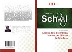 Bookcover of Analyse de la déperdition scolaire des filles au Burkina Faso