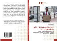 Projets de Développement et Compétitivité的封面