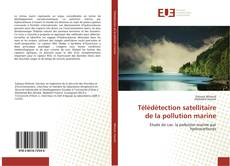 Buchcover von Télédétection satellitaire de la pollution marine