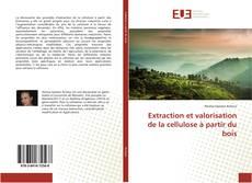 Buchcover von Extraction et valorisation de la cellulose à partir du bois