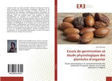 Borítókép a  Essais de germination et étude physiologique des plantules d'arganier - hoz