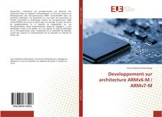 Developpement sur architecture ARMv6-M / ARMv7-M kitap kapağı