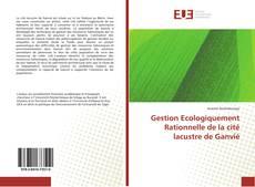 Bookcover of Gestion Ecologiquement Rationnelle de la cité lacustre de Ganvié