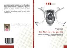 Bookcover of Les déchirures du périnée