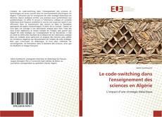 Le code-switching dans l'enseignement des sciences en Algérie的封面