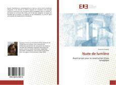 Buchcover von Nuée de lumière