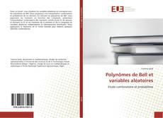 Polynômes de Bell et variables aléatoires的封面