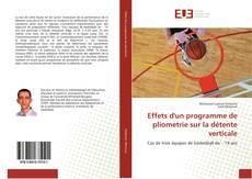 Bookcover of Effets d'un programme de pliometrie sur la détente verticale