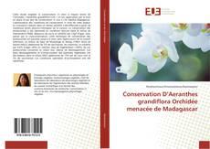 Bookcover of Conservation D'Aeranthes grandiflora Orchidée menacée de Madagascar