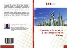 Portada del libro de L'Union Européenne et les plantes médicinales en Afrique