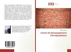 Couverture de Centre de Développement Chorégraphique