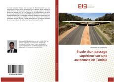 Capa do livro de Etude d'un passage supérieur sur une autoroute en Tunisie