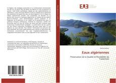 Eaux algériennes的封面
