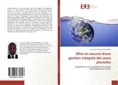 Обложка Mise en oeuvre d'une gestion intégrée des eaux pluviales