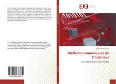 Couverture de Méthodes numériques de l'ingénieur