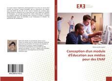 Portada del libro de Conception d'un module d'Éducation aux médias pour des ENAF