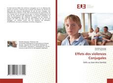 Bookcover of Effets des violences Conjugales