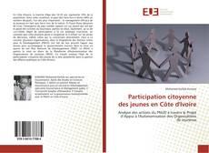 Couverture de Participation citoyenne des jeunes en Côte d'Ivoire