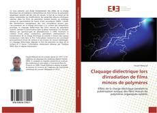 Copertina di Claquage diélectrique lors d'irradiation de films minces de polymères