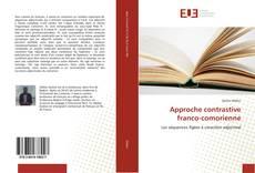 Approche contrastive franco-comorienne的封面