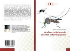 Couverture de Analyse statistique de données entomologiques