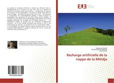 Bookcover of Recharge artificielle de la nappe de la Mitidja