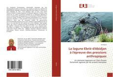 Bookcover of La lagune Ebrié d'Abidjan à l'épreuve des pressions anthropiques
