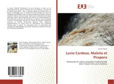 Lucio Cardoso, Maleita et Pirapora kitap kapağı