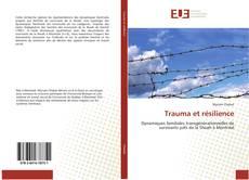 Couverture de Trauma et résilience