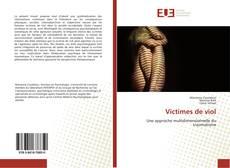 Victimes de viol kitap kapağı