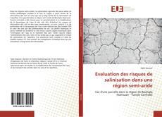 Capa do livro de Evaluation des risques de salinisation dans une région semi-aride