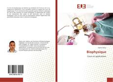 Bookcover of Biophysique