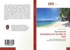 Bookcover of Tourisme et developpement durable en Haiti
