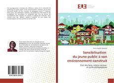 Bookcover of Sensibilisation du jeune public à son environnement construit