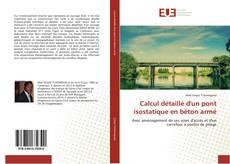 Bookcover of Calcul détaillé d'un pont isostatique en béton armé