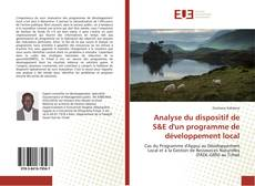 Copertina di Analyse du dispositif de S&E d'un programme de développement local