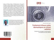 Couverture de Traitement d'eaux usées domestiques en climat sahélien