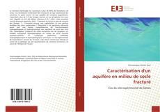 Bookcover of Caractérisation d'un aquifère en milieu de socle fracturé