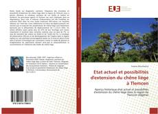 Bookcover of Etat actuel et possibilités d'extension du chêne liège à Tlemcen