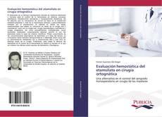 Bookcover of Evaluación hemostática del etamsilato en cirugía ortognática