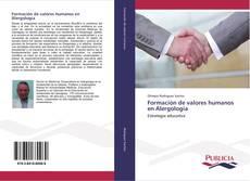 Buchcover von Formación de valores humanos en Alergología