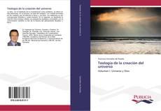 Bookcover of Teología de la creación del universo