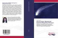 Buchcover von Efecto Estela. Modelo del Espectro Magnético Personal