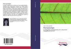 Buchcover von Post-paisatges