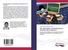 Portada del libro de TIC aplicadas a la enseñanza y difusión de la Historia