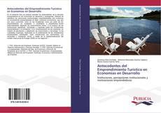 Buchcover von Antecedentes del Emprendimiento Turístico en Economías en Desarrollo