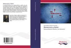 Bookcover of Democracia y Datos